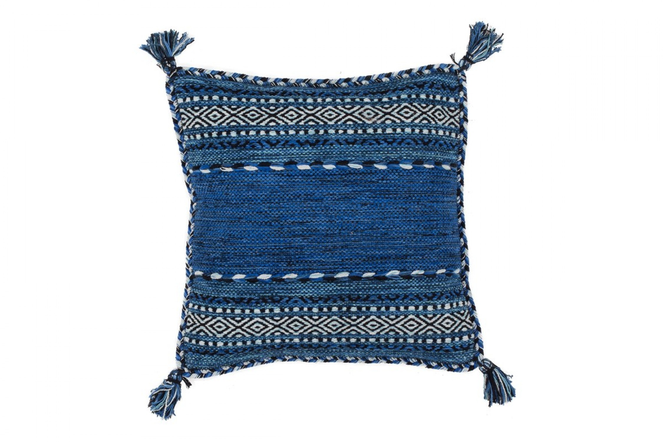 Alhambra Pillow 335 Blau