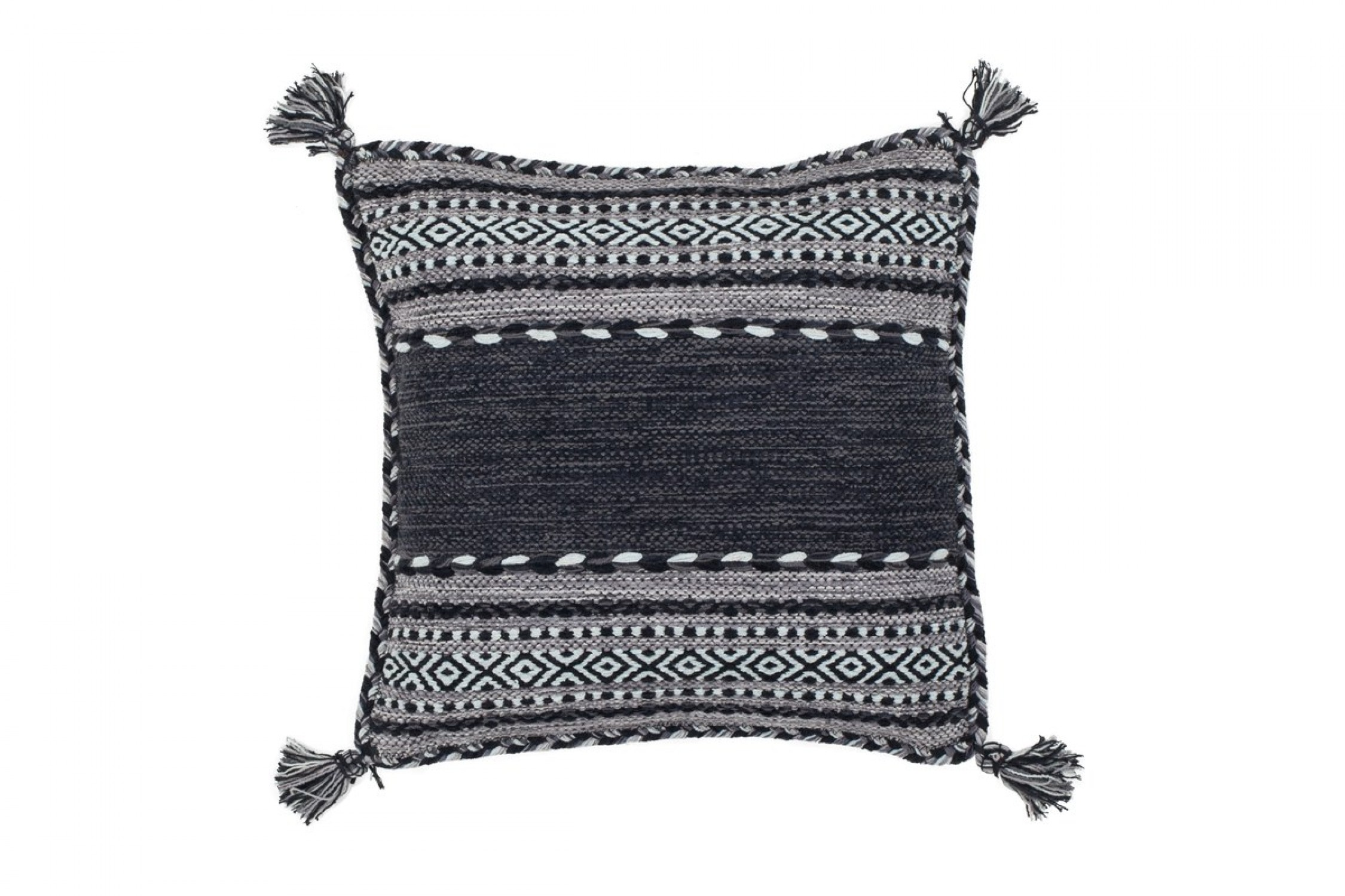 Alhambra Pillow 335 Grau